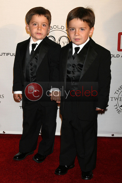 Preston Shores and Trevor Shores<br />at the celebration for &quot;The Bold and The Beautiful&quot; 20 years on air. Rodeo Drive, Beverly Hills, CA. 03-24-07<br />Dave Edwards/DailyCeleb.com 818-249-4998