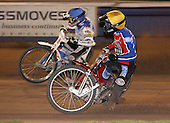 Heat 14 - Reading Bulldogs vs Lakeside Hammers - Elite League Speedway at Smallmead, Reading- 23-04-07 - MANDATORY CREDIT: Gavin Ellis/TGSPHOTO - IMAGES USED WILL BE INVOICED AT STANDARD RATES..