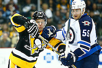02-27-2016 Pittsburgh Penguins vs Winnipeg Jets