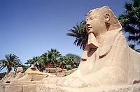 LUXOR TEMPLE - LUXOR, EGYPT