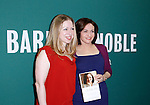 "Chelsea Clinton Hosts Sheryl Sandberg to Sign ""Lean In"""