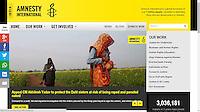 Amnesty International, August 2015