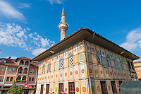 Colored Mosque, Tetovo, Macedonia, Western Balkans, Europe