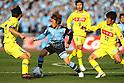 Junpei Kusukami (Frontale), MARCH 5, 2011 - Football : 2011 J.LEAGUE Division 1 between Kawasaki Frontale 2-0 Montedio Yamagata at Kawasaki Todoroki Stadium, Kanagawa, Japan. (Photo by YUTAKA/AFLO SPORT) [1040]