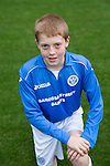 St Johnstone FC Academy U13's<br /> Rory Hutcheson<br /> Picture by Graeme Hart.<br /> Copyright Perthshire Picture Agency<br /> Tel: 01738 623350  Mobile: 07990 594431