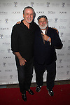 Miami Heat Pat Riley and Photographer Bruce Webber attend DuJour Art Basel Miami Kick Off Party Held at the Delano Beach Club, Miami