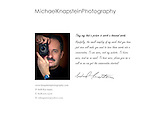 International award-winning fine-art photographer Michael Knapstein