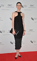 Erin O'Connor at the IWC Schaffhausen Filmmakers Bursary Award &amp; Gala Dinner, Rosewood London Hotel, High Holborn, London, England, UK, on Tuesday 04 October 2016.<br /> CAP/CAN<br /> &copy;CAN/Capital Pictures /MediaPunch ***NORTH AND SOUTH AMERICAS ONLY***