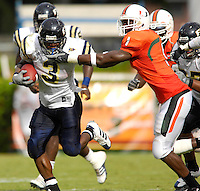 FIU Football v. Miami (9/15/07)(Partial)