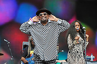LONDON, ENGLAND - JULY 16: George Clinton performing at Lovebox, Victoria Park on July 16, 2016 in London, England.<br /> CAP/MAR<br /> &copy;MAR/Capital Pictures /MediaPunch ***NORTH AND SOUTH AMERICAS ONLY***