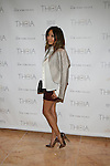 Style Network's Jeannie Mai Attends Theia Spring 2014 Presentation Held at the New York Palace, NY