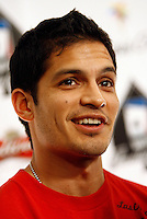 3 March 2007: Celebrity actor Nicholas Gonzalez arrives at the World Poker Tour Invitational for the fifth annual tournament at the Commerce Casino in Los Angeles, CA.