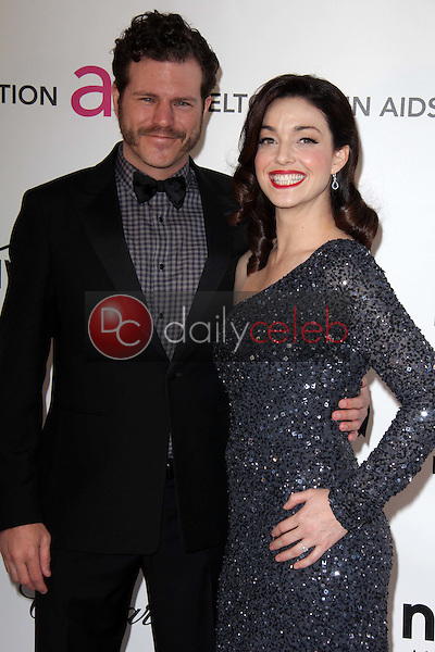 Sadie Alexandru<br /> at the Elton John Aids Foundation 21st Academy Awards Viewing Party, West Hollywood Park, West Hollywood, CA 02-24-13<br /> David Edwards/DailyCeleb.com 818-249-4998