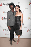 Nicole Trunfio and Gary Clark Jr. at the Ubuntu Education Fund New York City Gala, June 6, 2012.  © Diego Corredor / MediaPunch Inc. **NO GERMANY***NO AUSTRIA***