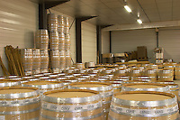 Cooperage, barrel manufacturing, Cadus, Louis Jadot, Ladoix, Beaune, Burgundy, France