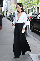 NEW YORK, NY - MAY 10: Maggie Q arriving to The Wendy Williams Show in New York City on May 10, 2017. Credit: RW/MediaPunch