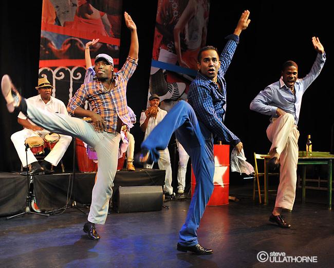 Havana Rumba Udderbelly Southbank London