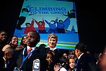 """""""Climbing to the Crest"""" a documentary about the opening of the United Federation of Teachers Elementary Charter School was premiered at the Tribeca Film Festival. Noted politicians were on hand to show their support for the project and groundbreaking moment for the NY public school system."""