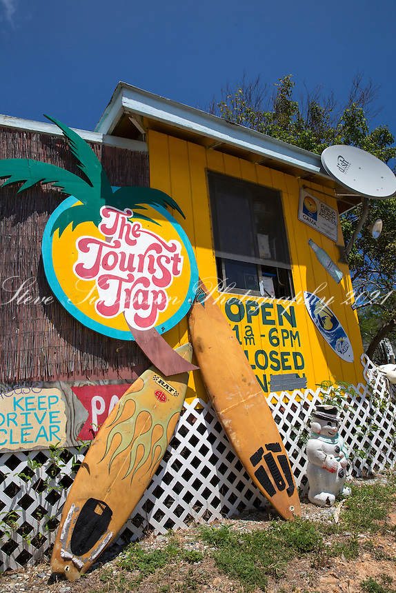 The Tourist Trap<br />