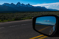 Scenes from The Grand Tetons National Park in Moose, WY on Monday, June 5, 2017. (Justin Cook)