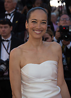 Carmen Chaplin at the premiere for &quot;Okja&quot; at the 70th Festival de Cannes, Cannes, France. 19 May  2017<br /> Picture: Paul Smith/Featureflash/SilverHub 0208 004 5359 sales@silverhubmedia.com