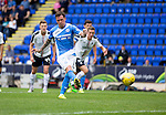 St Johnstone v Falkirk&hellip;23.07.16  McDiarmid Park, Perth. Betfred Cup<br />Danny Swanson makes it 2-0 from the penalty spot.<br />Picture by Graeme Hart.<br />Copyright Perthshire Picture Agency<br />Tel: 01738 623350  Mobile: 07990 594431