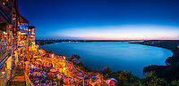 Another capture of the Oasis after dark on Lake Travis with just a touch of color from the sunset still in the sky at twillight.  The Oasis is also a wonderful place to visit after dark especially around twillight time. It just part of this wonderful Texas landscape.