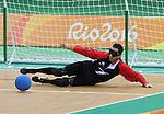 Goalball - Rio 2016