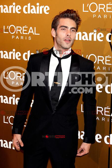 Jon Kortajarena attends Marie Claire Prix de la Moda awards 2012 at French Embassy in Madrid. November 22, 2012. (ALTERPHOTOS/Caro Marin) /NortePhoto