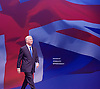 Conservative Party Conference<br /> Manchester, Great Britain <br /> 4th October 2015 <br /> Day 1<br /> <br /> <br /> <br /> Michael Fallon MP<br /> Secretary of State for Defence<br /> <br /> <br /> <br /> <br /> Photograph by Elliott Franks <br /> Image licensed to Elliott Franks Photography Services