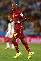 Andre Ayew of Ghana