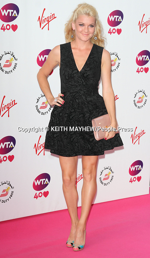 The Pre-Wimbledon Party held at the Kensington Roof Gardens, London - June 20th 2013<br /> <br /> Photo by Keith Mayhew