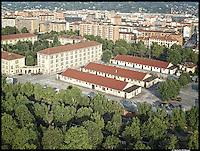 Torino caserma di Corso Unione Sovietica