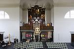 Foto: VidiPhoto<br /> <br /> DEN BOSCH - De Grote Kerk in Den Bosch is eigendom van de protestantse gemeente en wordt op dit moment ingrijpend verbouwd en gemoderniseerd.