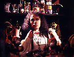 Dio 1985 Ronnie James Dio.© Chris Walter.