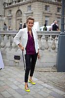Martha Lane Fox at London Fashion Week