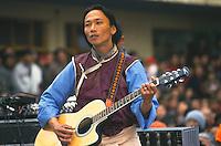 Tibetan Institute of Performing Arts (TIPA) performing at Himalayan festival.