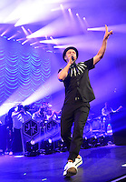 Justin Timberlake at The Olympia in Paris