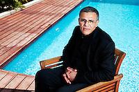 Abdellatif Kechiche at the Cannes Film Festival 2013