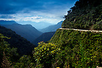 World's Most Dangerous Road_The Road Of Death_Bolivia
