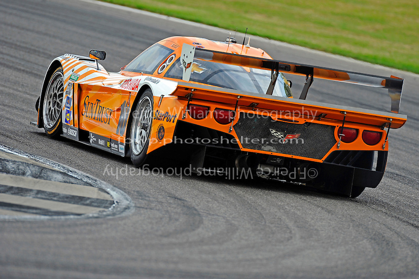 #10 SunTrust Racing Corvette DP of Max Angelelli & Ricky Taylor, class: Daytona Prototype (DP)