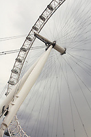 London Eye Spokes - London, UK