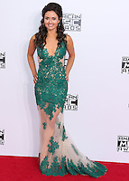 LOS ANGELES, CA, USA - NOVEMBER 23: Danica McKellar arrives at the 2014 American Music Awards held at Nokia Theatre L.A. Live on November 23, 2014 in Los Angeles, California, United States. (Photo by Xavier Collin/Celebrity Monitor)