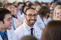 Pshoy Haroun. Class of 2016 White Coat Ceremony.