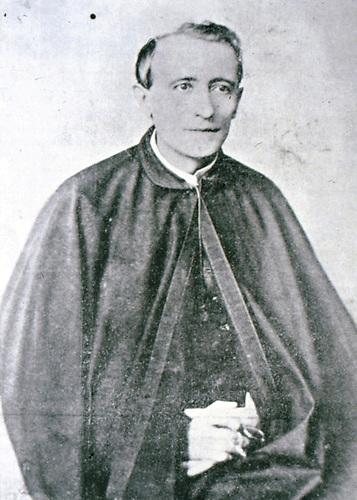 Francisco Xavier Billini Hernández, 1838. Col. AGN
