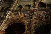 Cremona.Il Duomo di Santa Maria Assunta.Cathedral of Santa Maria Assunta..