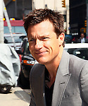 """Celebrities visit """"Late Show with David Letterman"""" JUne 21, 2011"""