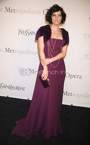 Parker Posey at The Metropolitan Opera's 125th Anniversary Gala at The Metropolitan Opera House, Lincoln Center in New York City. March 15, 2009 Credit: Dennis Van Tine/MediaPunch