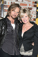 "Stephen Nichols & Mary Beth Evans at the ""Day of Days""  Days of our Lives Event at City Walk at Universal Studios in Los Angeles, CA on .November 1, 2008.©2008 Kathy Hutchins / Hutchins Photo...                ."
