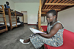 Study time for children in the Mary Morris Orphanage, run by the United Methodist Church in Kamina, Democratic Republic of the Congo.